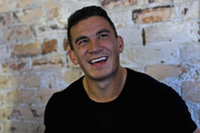 Sonny Bill Williams would draw fans if the Warriors host the Roosters at Eden Park. Photo / Getty