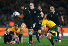 Victor Vito knows to seek the advice of senior All Blacks. Photo / Getty Images