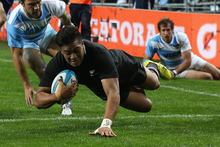 Julian Savea is among the new breed of wings. Photo / Getty Images