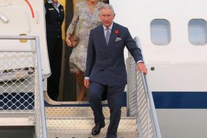 Prince Charles. Photo / AP