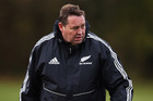 Coach Steve Hansen. Photo / Getty Images