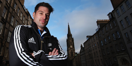 Cory Jane will start his 40th test for the All Blacks against Scotland in Edinburgh on Monday. Photo / Getty Images