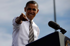 President Barack Obama. Photo / AP