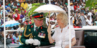 View: Prince Charles and Camilla visit Papua New Guinea