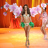 Brazilian Alessandra Ambrosio walks the runway during the 2012 Victoria's Secret Fashion Show.Photo / AFP