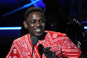 Kendrick Lamar. Photo / AP