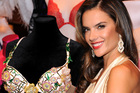 Angel Alessandra Ambrosio will wear the Fantasy Bra.Photo / AP