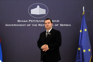 Serbian Prime Minister Ivica Dacic. Photo / AP