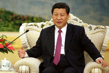 Xi Jinping. Photo / AP