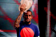 Ben Harper. Photo / Dean Purcell