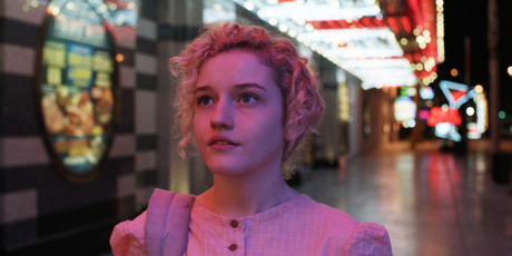 Julia Garner in Electrick Children. Photo / Supplied