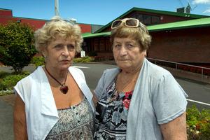 Heatha Anderson (left) and Nola Murphy. Photo / NZ Herald