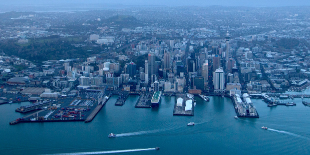 Auckland Council's vision, outlined in its 30-year plan, is to become the world's most liveable city. Photo / Brett Phibbs