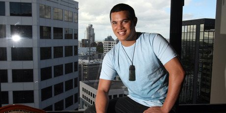 The X Factor NZ judge Stan Walker says rolling auditions give performers nationwide a chance. Photo / NZ Herald