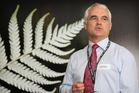 Telecom chief executive Simon Moulter. Photo / Greg Bowker