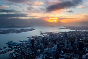 Auckland Council adopted the new spatial plan - the Auckland Plan. Photo / Brett Phibbs