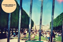 Cover for Lonerism by Tame Impala. Photo / Supplied