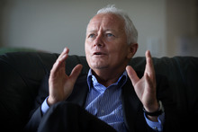Michael Barnett. Photo / NZ Herald