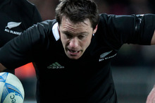 Ben Smith wants to develop the same sort of smarts as Conrad Smith. Photo / NZ Herald