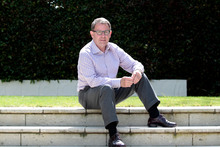 John Banks. Photo / Richard Robinson