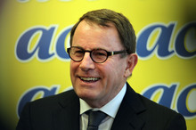 The one-seat threshold, which benefits Act leader John Banks, is likely to remain. Photo / APN