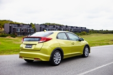 Honda Civic Hatch, 2012.  Photo / Supplied