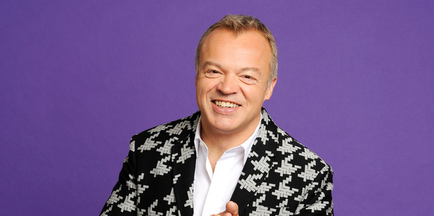'I had ambition at 40. That seems to have gone.' - Graham Norton. Photo / SUpplied