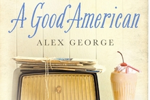 Book cover of A Good American. Photo / Supplied 