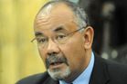 Mr Flavell's bill would allow any person taking a statutory oath to also say they would uphold the Treaty of Waitangi, including MPs who were being sworn into Parliament. Photo / APN