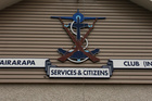 The former manager of the Masterton Services and Citizens Club has been awarded $8000 after the Employment Relations Authority found he was unjustifiably dismissed. Photo / File