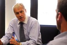 David Carter, local government minister. Photo / Warren Buckland