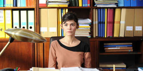 Audrey Tautou in Delicacy. Photo / Supplied