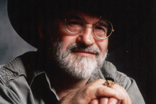 Terry Pratchett. Photo / Supplied