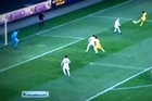 Brazilian midfielder Taison scored an early contender for goal of the season yesterday with a spectacular volley in his Ukrainian side's Europa League clash win. Video / Youtube - iNashFootball