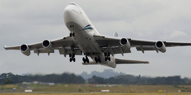 Air NZ is pulling out of its Hong Kong to London service next year, meaning the loss of 70 jobs. Photo / NZ Herald