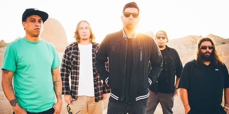 Deftones' seventh record might be their best yet. Photo / Supplied