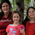 Fiona Jackson with her children Gabby, 5, and Isabella, 10. Photo / Fiona Jackson