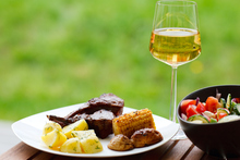 Some wineries are now offering low alcohol labels suited to long evenings around the barbecue. Photo / Thinkstock