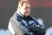 Steve Hansen. Photo / File