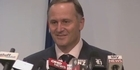 Watch: John Key on 'gay', 'Beckham' gaffes