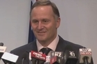 Prime Minister John Key responds to recent criticism of his comments about gays and David Beckham.