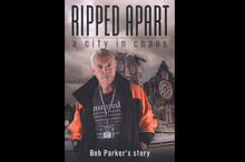 Christchurch Mayor Bob Parker has written a book about his experiences during the 2011 earthquake. Photo / Supplied