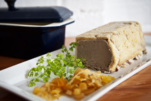 Try Manni's Chicken Liver Pate before attempting this at home. Photo / Jason Burgess