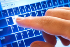 The touchscreen version of a QWERTY keyboard is harder to use. Now an ASETNIOP system has been created to rectify the condition known as: butter fingers. Photo / Thinkstock