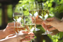 Being able to eventually toast success requires a 'get up and do it' attitude to start with. Photo / Thinkstock