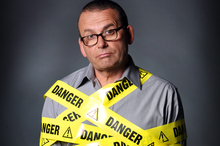 Paul Henry has lost his Australian show on Network Ten. Photo / News Ltd