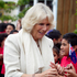 Camilla, Duchess of Cornwall, visits East Tamaki Primary School. Photo / Natalie Slade