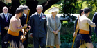View: Photo gallery: Royal visit