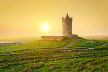 Head to County Clare in Ireland f