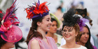 View: NZ Trotting Cup Day fashion